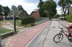 Małe Swornegacie; jest szlak rowerowy, a co z piechurami?